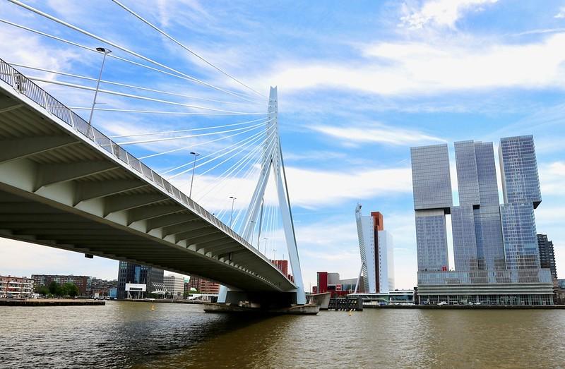 Modern architecture - Rotterdam