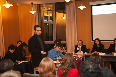 Paris US Uni debating Nov 2009 Semifinals