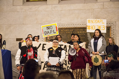 NODAPL Minneapolis City Hall, October 25