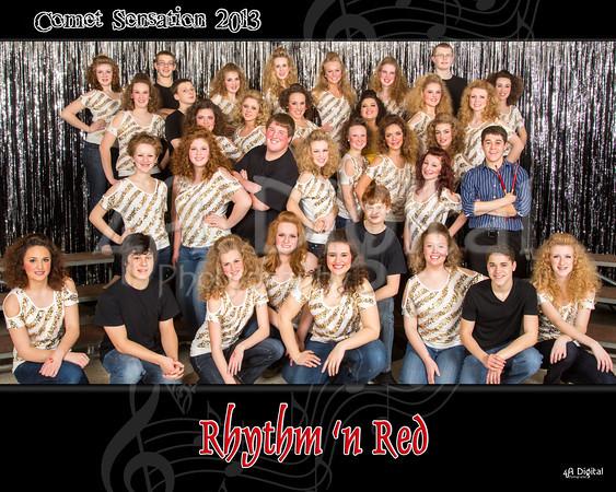 DC-G Rhythm 'n Red
