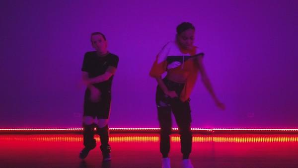 Elisabeth & Jasmine - Collab Choreo 10-27