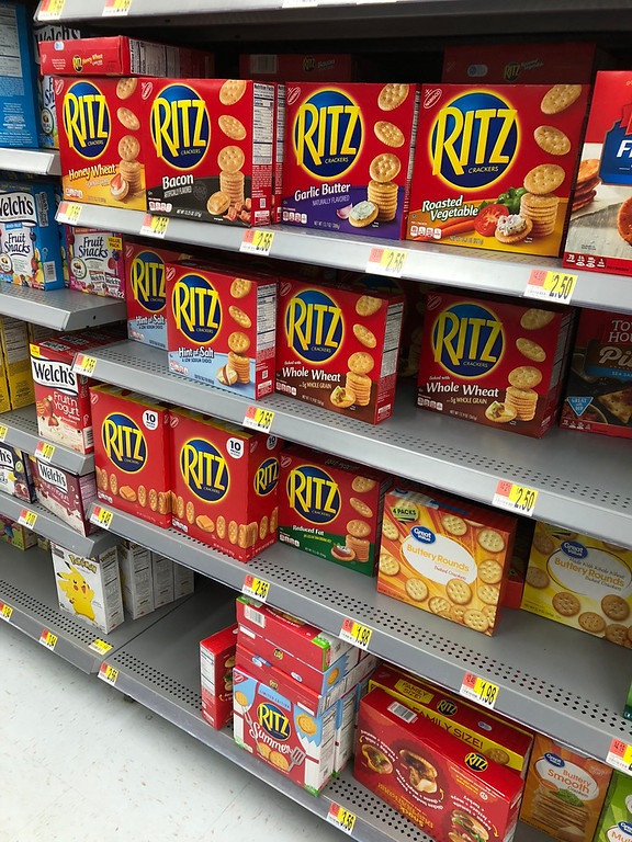 Love RITZ Crackers? Same! Right now take advantage of two unique cash back ibotta offers at Walmart AND enter to win Walmart gift cards #ad #RITZSavings #IC