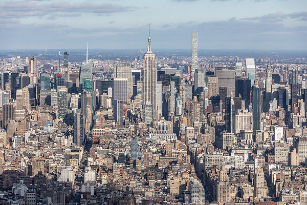 New York City January 2017