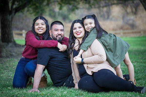 THE ESPINOZA FAMILY