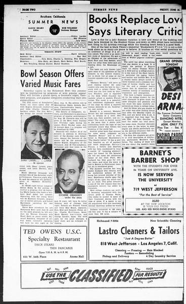Summer News, Vol. 3, No. 3, June 25, 1948