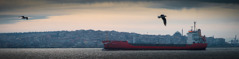 Bospherous Tanker