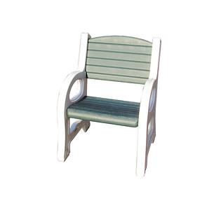 Resin Single Seat