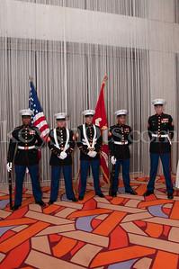 US Embassy Marine Corps Ball 2012