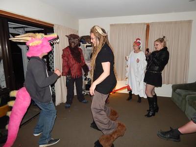 2016-10-29 Dread Fort Halloween