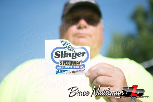 37th Annual Slinger Nationals, Slinger Speedway