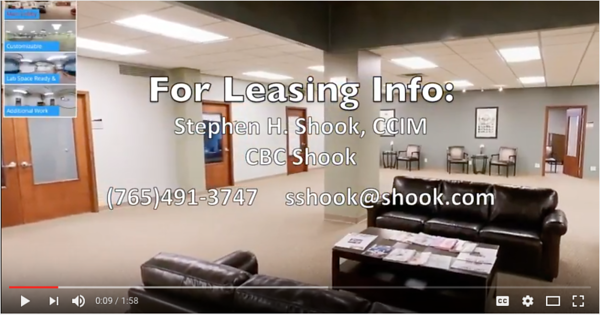 Commercial Realtor Promotional Video - 1