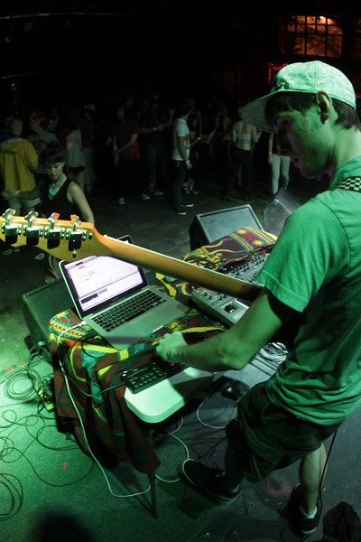 Cherub | This Is Art | Rhythm & Brews | 050312