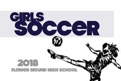 FMHS Girls Soccer - 2018
