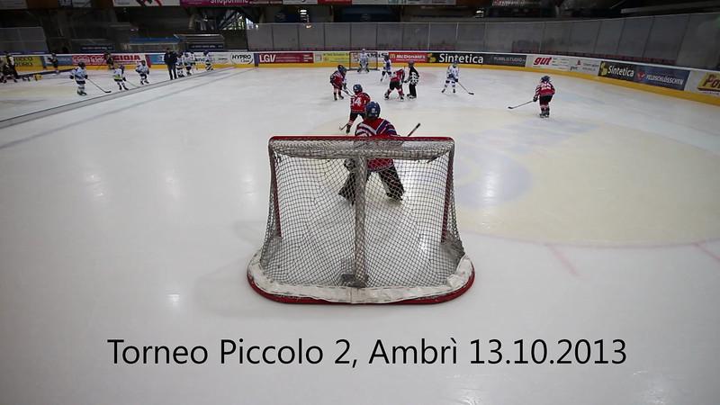 Torneo Piccolo 2 Ambri 13.10