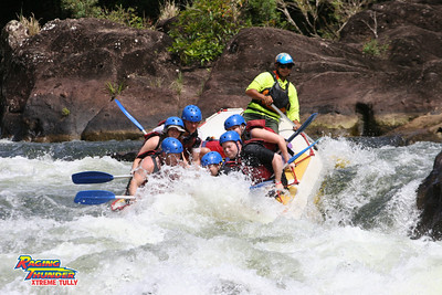 Tully River Rafting (2010)