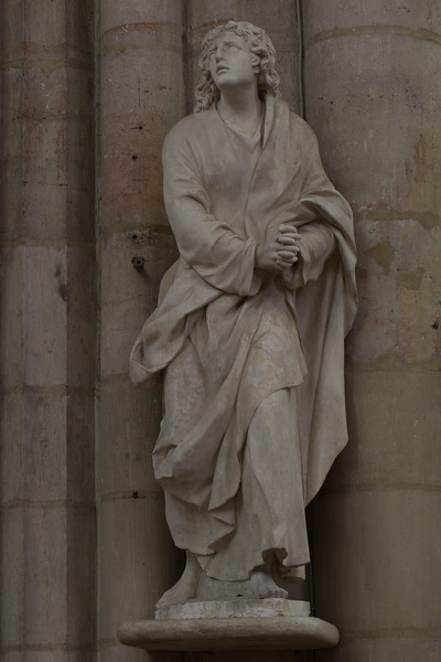 Troyes Saint-Urbain Basilica Saint-John