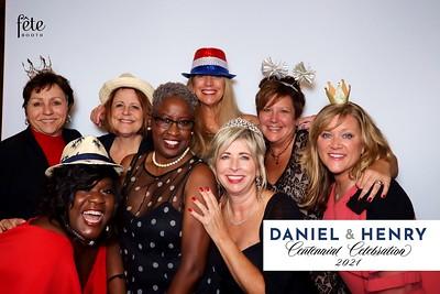 2021-9-17 Daniel Henry Centennial