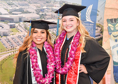 Spring 2018 Commencement - Captioned Photos