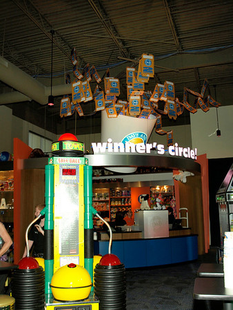 DAVE & BUSTER'S SOFT OPENNING