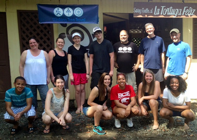 2014 Gahanna Lincoln Costa Rica