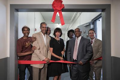 Dawson Safe Haven Center Grand Opening