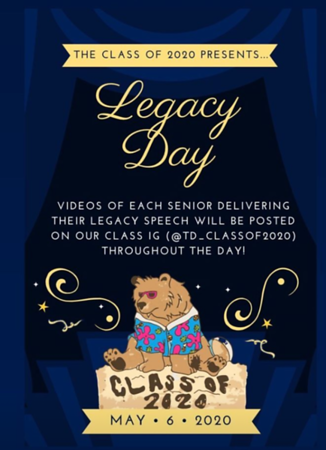 Legacy Day 2020