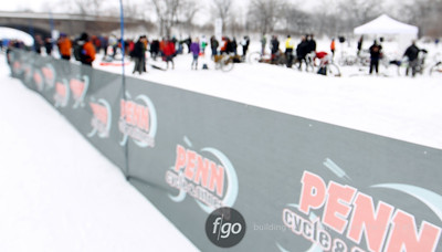 2011 City of Lakes Loppet - Penn Cycle Ice-Cycle 2-5-11