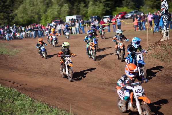 Muddy Butt Races