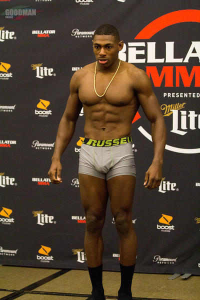 BELLATOR 197 WEIGH-IN
