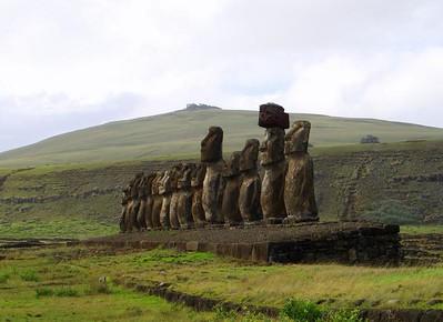 Easter Island Marathon & Tri & Bike