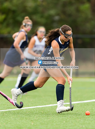 10/16/2017 - JV Field Hockey - Needham vs Weston