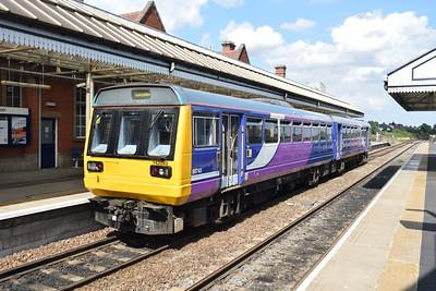UK Rail August 2019