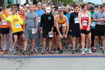 10K - 2012 Oak Apple Run