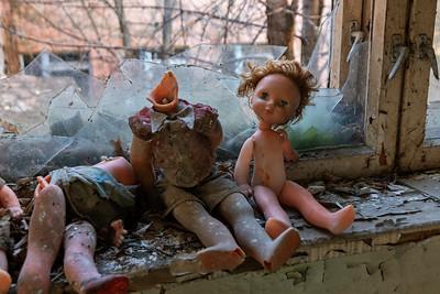 pripyat number 3 nursery school