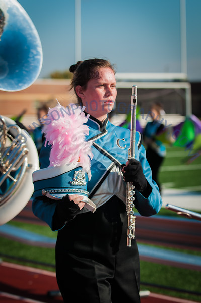 10/26/16 Southern Plains Marching Festival