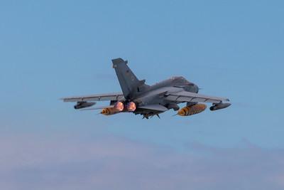 RAF Coningsby Cobra Warrior 13-09-18
