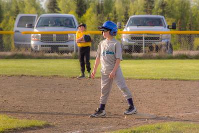 2017 AOR Minor Baseball