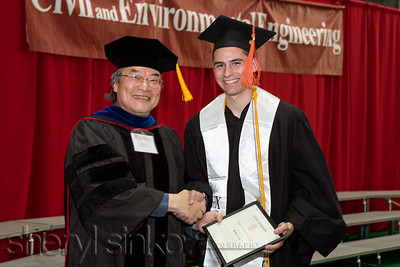 CEE Commencement 2015