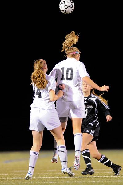 Middletown at Oakdale Girls Varsity Soccer Playoffs