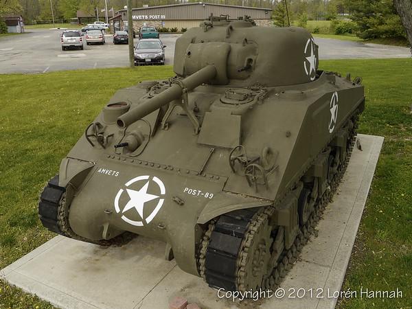 AMVETS Post 89 - Columbus, OH - M4A3(75)