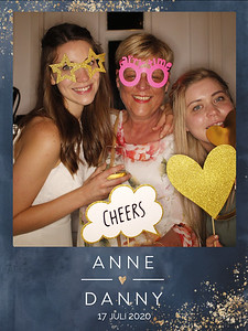 Bruiloft Anne & Danny