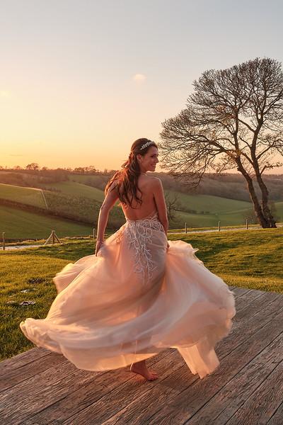 Bridal Fashion Photography - London & Cardiff