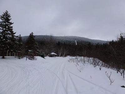 Mt Kearsarge 3/3/13