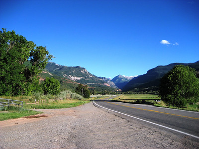 2010 - Weminuche High Route_Weminuche Wilderness Colorado