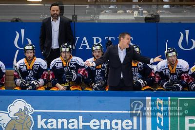 National League Playoff Final (4): EV Zug - SC Bern