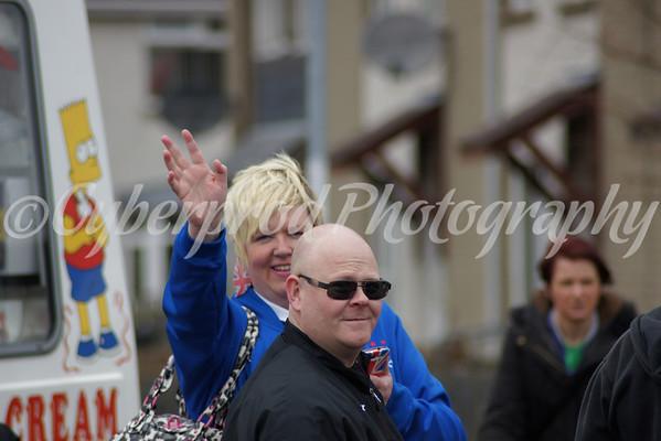 Steeple Defenders 40th Anniversary Parade