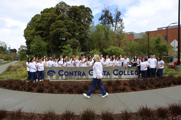 CCC Class of 2018 group pictures