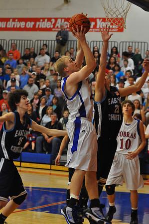 Central Linn vs. East Linn Boys Basketball