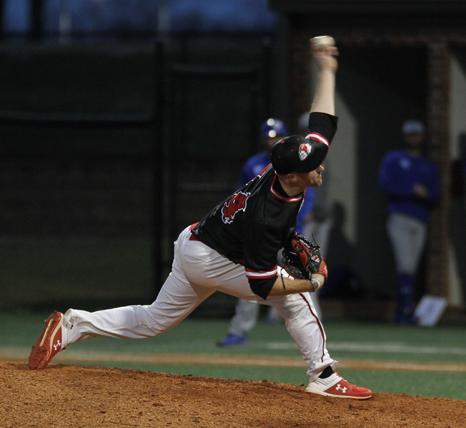 Gardner-Webb Baseball defeats Georgia State.