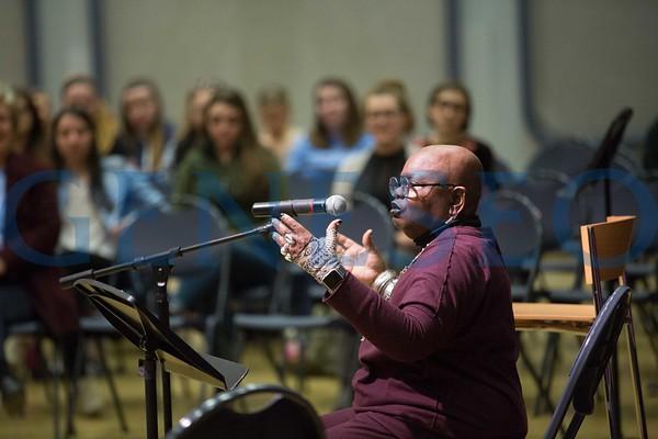 Community Sing with Ysaye Barnwell